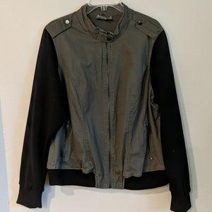Lovesick bomber jacket
